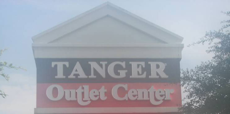 Professional Commercial Painter, North Charleston SC, Tanger Outlet