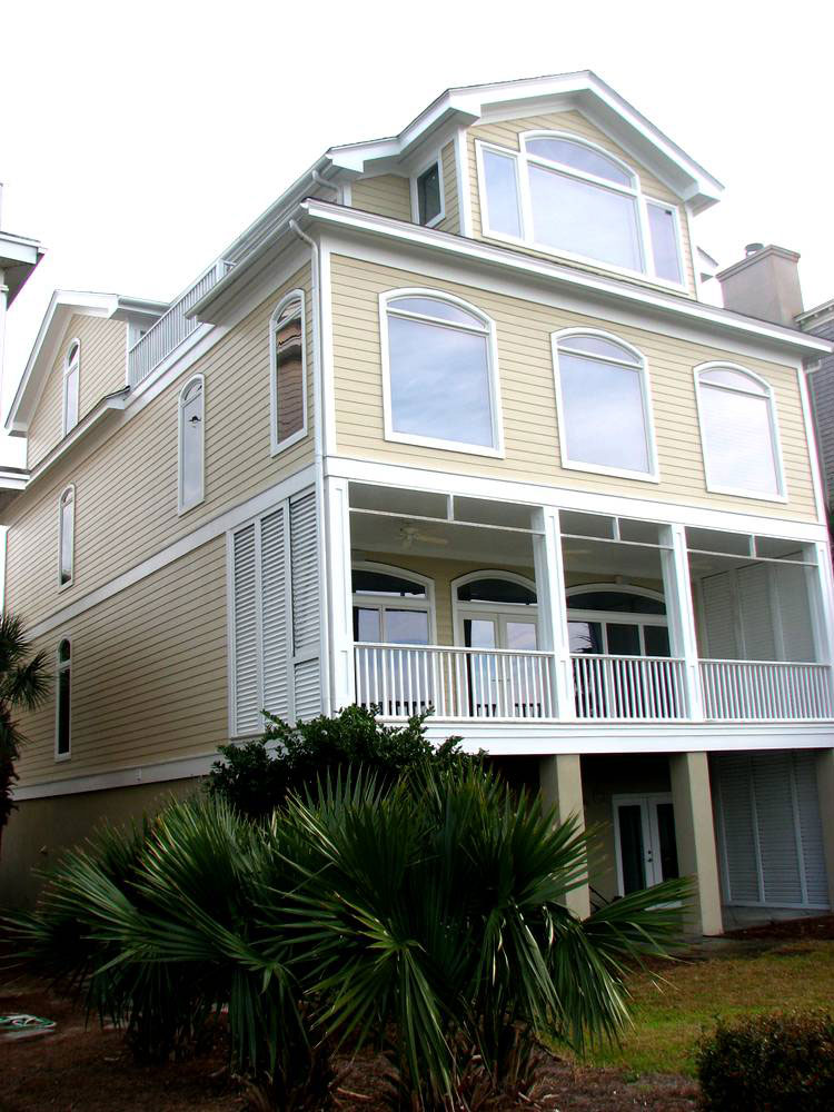 Professional Painter for Vacation Rentals, Charleston SC